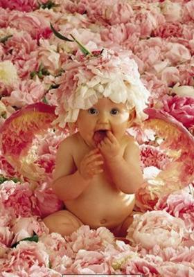 Baby Cute  Mobile Wallpaper