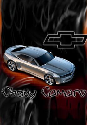 Camaro Mobile Wallpaper