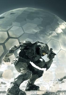 Halo Shield Mobile Wallpaper