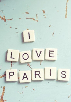 I Love Paris Mobile Wallpaper