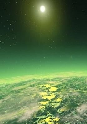 Planet Mobile Wallpaper