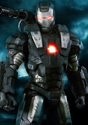 Iron Man War Machine Mobile Wallpaper
