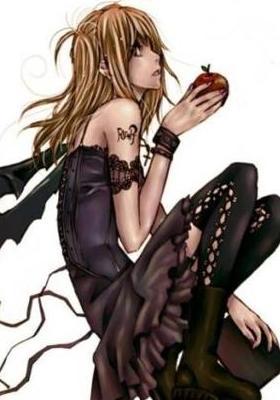 Girl In Hand Apple Mobile Wallpaper