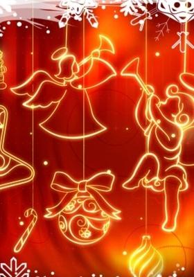 Christmas Time Mobile Wallpaper