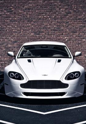 Aston Marti Mobile Wallpaper