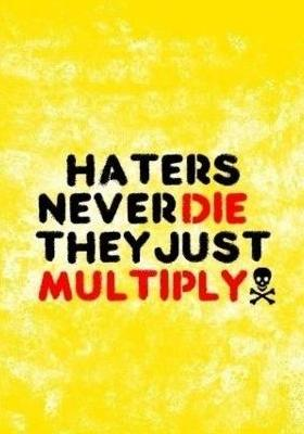 Haters Mobile Wallpaper