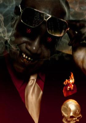 Black Devil Black Devil Mobile Wallpaper