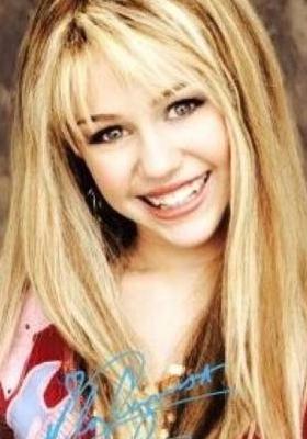 Hannah Montana Mobile Wallpaper