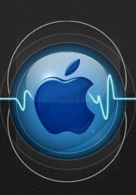 Apple Pulse Mobile Wallpaper