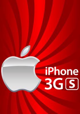 Apple Red Mobile Wallpaper