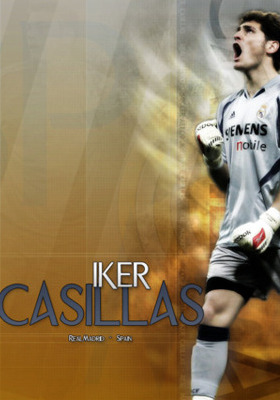 Iker Casillas Mobile Wallpaper