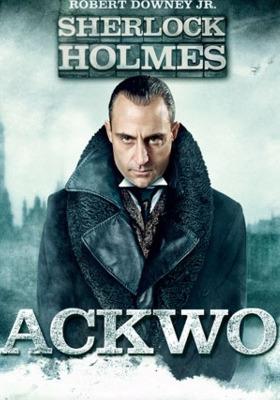 Sherlock Holmes Black Wood Mobile Wallpaper