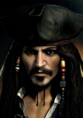 Jack Sparrow Mobile Wallpaper