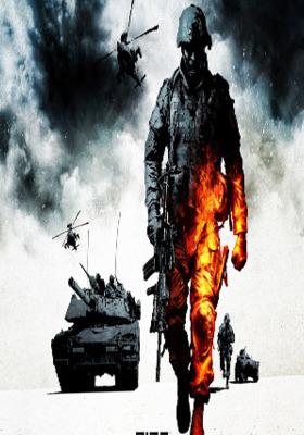 Battlefield Bad Company Mobile Wallpaper