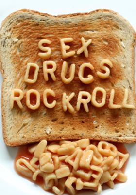 Sex Drugs Mobile Wallpaper