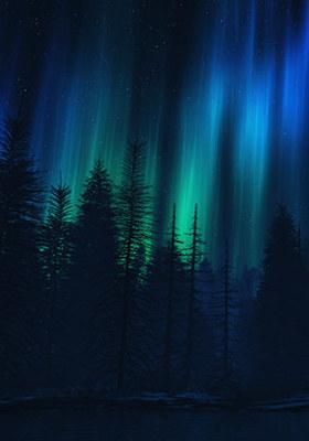 Sky Colours Mobile Wallpaper