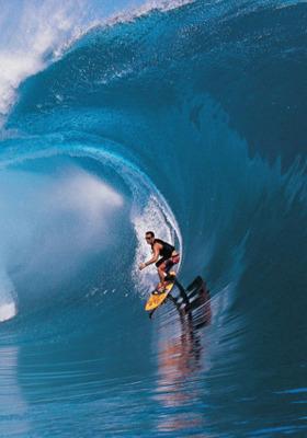 Big Wave Mobile Wallpaper