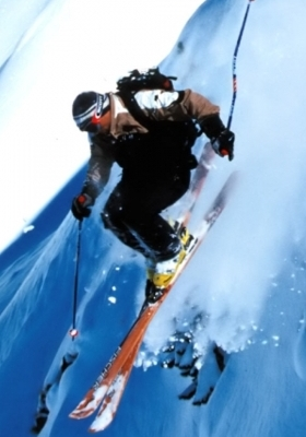 Ski Speed Mobile Wallpaper