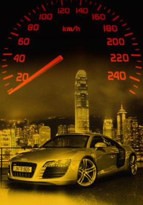 Speedometer Mobile Wallpaper