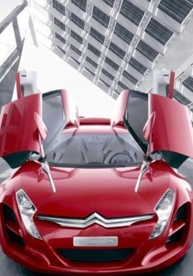 Citreon Car  Mobile Wallpaper