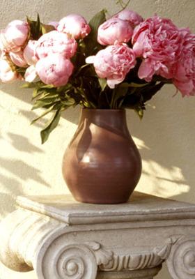 Flower On Vase Mobile Wallpaper
