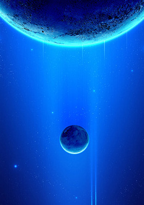 Moon And Earth IPhone Wallpaper Mobile Wallpaper