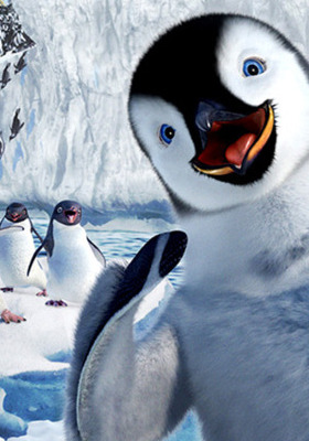 Happy Feet Mobile Wallpaper