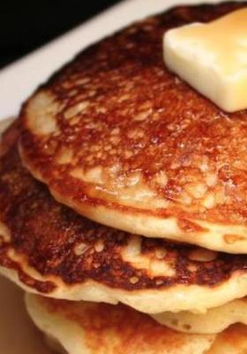 Buttermilk Pancakes Mobile Wallpaper