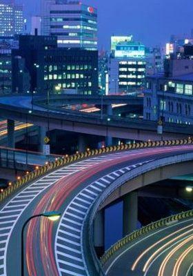 Japan Tokoyo Night  Mobile Wallpaper