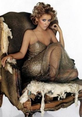 Christina Aguilera Mobile Wallpaper