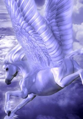 Pegasus Mobile Wallpaper