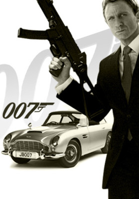 Quantum Of Solace Mobile Wallpaper