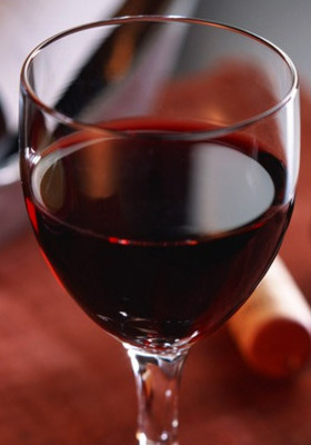 Red Wine Mobile Wallpaper