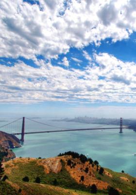 Golden Gate San Francisco Mobile Wallpaper