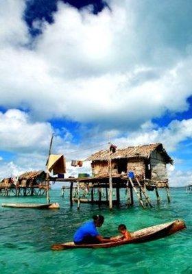 Fishing Celebes Sea Mobile Wallpaper