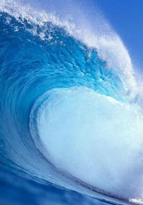 Huge Surf Mobile Wallpaper