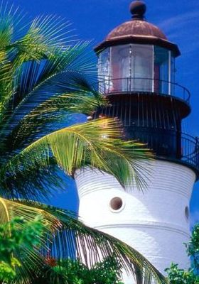 Lighthouse Key West Florida Mobile Wallpaper