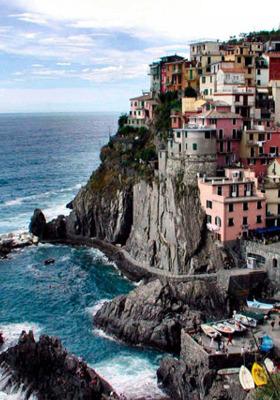 Download Manarola Italy Mobile Wallpaper  Mobile Toones
