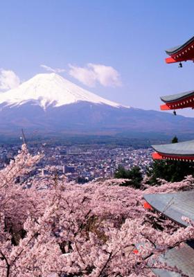 Mt Fuji Mobile Wallpaper