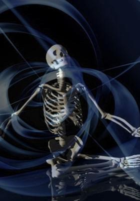 Skeleton Mobile Wallpaper