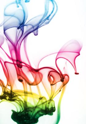 Abstract Colour Design Mobile Wallpaper