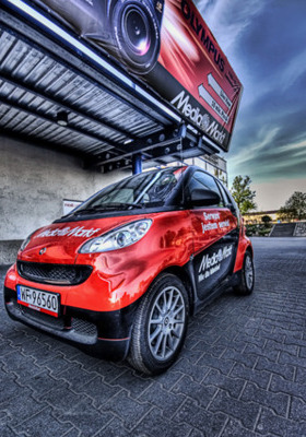 Smart Car Mobile Wallpaper