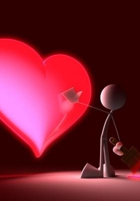 My Heart  Mobile Wallpaper