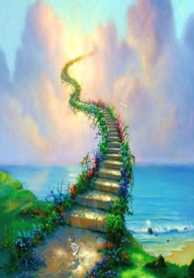 Stairway To Heaven Mobile Wallpaper