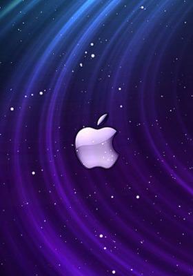 Beautiful Apple Mobile Wallpaper