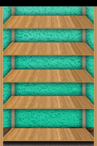 IPod Shelf Mobile Wallpaper