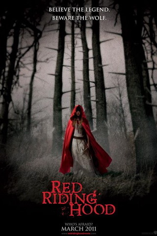 Red Riding Hood Mobile Wallpaper
