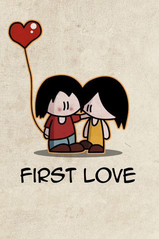 First Love IPhone Wallpaper Mobile Wallpaper