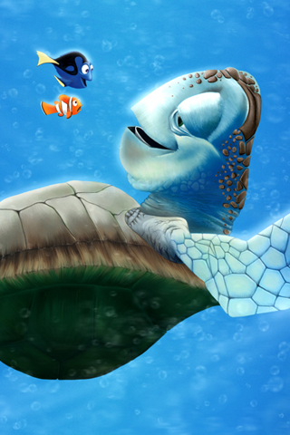 Finding Nemo Mobile Wallpaper