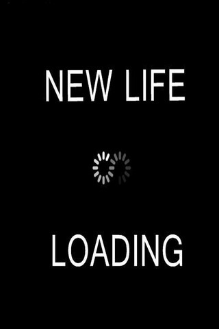 New Life Loading IPhone Wallpaper Mobile Wallpaper